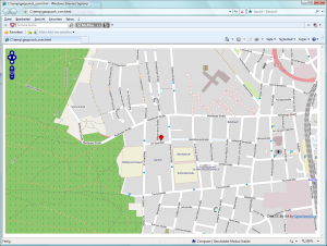 g-diag Schnittstelle zu OpenStreetMap